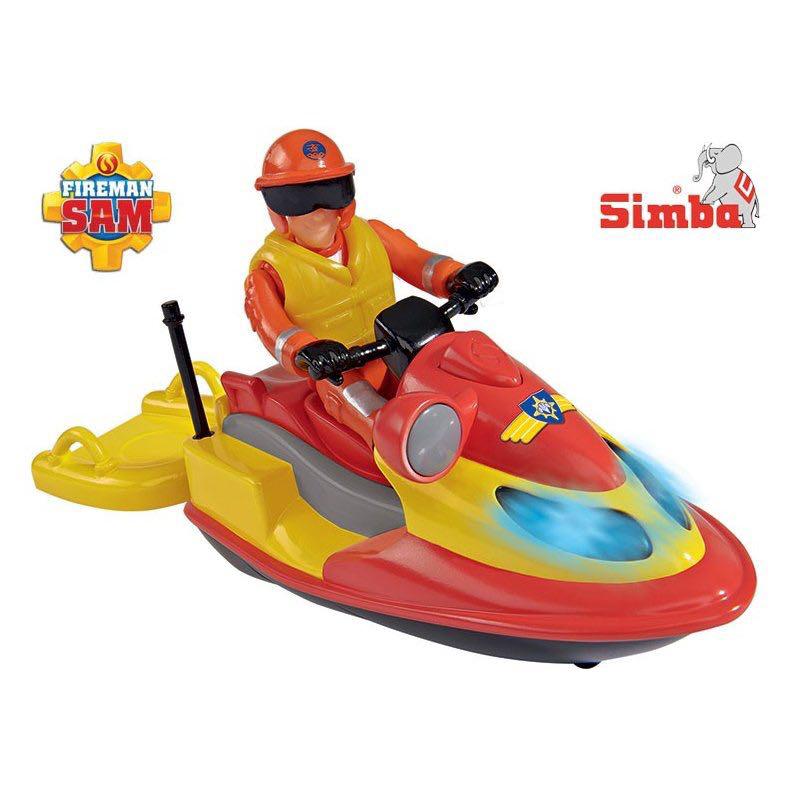 Човен Пожежного Сема Simba 9251662