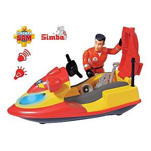 Човен Пожежного Сема Simba 9251662, фото 2