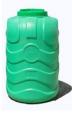 Пластиковая емкость вертикальная - ЕV 500 л. трехслойная
