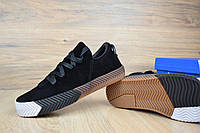 Кроссовки женские Adidas Originals x Alexander Wang код товара OD-2507. Черные