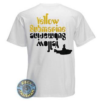 Футболка BEATLES Yellow Submarine, фото 2