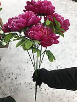 Искусственные цветы Букеты Пионы, фото 1