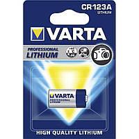 Батарейка Varta CR123