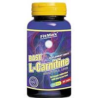 Жиросжигатель FitMax Base L-Carnitine 700 mg (60 таб) фитмакс л карнитин