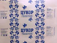 """Пленка полипропиленовая с рисунком """"Цукор"""" для упаковки и фасовки"""