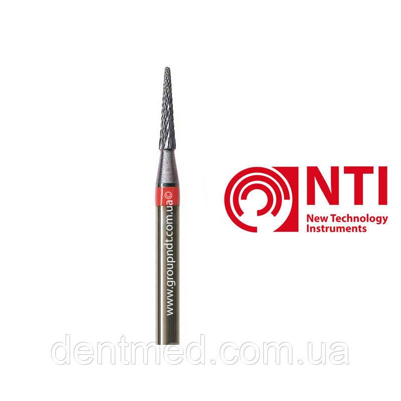 Фреза зуботехническая с усиленным покрытием MC138FE-016 NaviStom