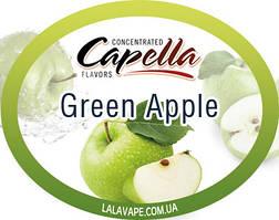 Ароматизатор Capella Green Apple (Зеленое яблоко)