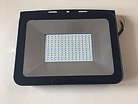 Светодиодный прожектор 70Вт 6500K чёрный, LMP11-71, фото 1