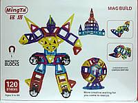 Магнитный конструктор Mag Building (80 деталей)