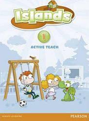 Islands 1 Active Teach