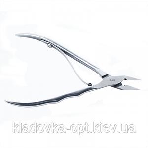 Кусачки профессиональные для вросшего ногтя Сталекс EXPERT 61 16 мм NE-61-16, (К-05)
