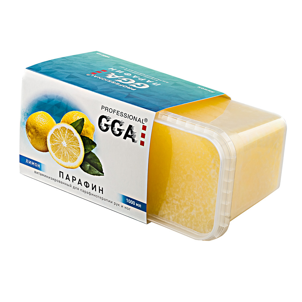Парафин витаминизированный Лимон, 1000г