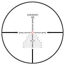 Приціл DISCOVERY OPTICS ED 3-15X50SFIR FFP, фото 2