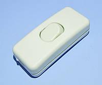 Выключатель для бра KCD5-303  1-группа ON-OFF Daier, белый
