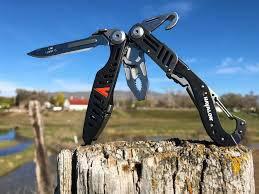 Ножницы универсальный инструмент Multi Gut 3 в 1, фото 2