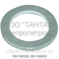 Шайба плоская уменьшенная стальная оцинкованная от 1,6 до 48, ГОСТ 10450-78, DIN 433, ISO 7092