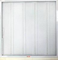 LED панель квадратная 600х600 36W 6400K (призматик)  Lezard