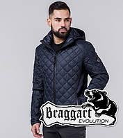 Braggart Evolution 1358 | Мужская ветровка синяя