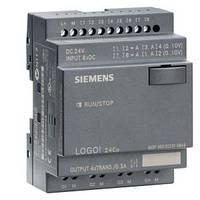 Логический модуль ЦПУ Siemens LOGO! 230RCO, 6ED1052-2FB00-0BA6
