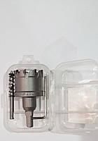 Коронка универсальная, корончатое сверло, кольцевая фреза, 30 мм, Topfix 1153