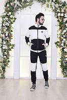 Мужской спортивный костюм из двунитки.
