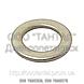 Шайба плоская уменьшенная нержавеющая от 2 до 48, ГОСТ 10450-78, DIN 433, ISO 7092, фото 2