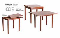 Стол раскладной СО-257 «Нордик» 600(1200)*800 ТМ Мелитополь Мебель