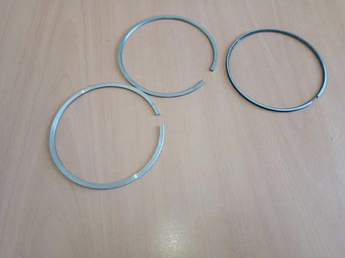 Кольца поршневые комплект (2.5-2-2.5) (на 4 цилиндра) 2.8TD STD (792091-00-4) IVECO, фото 2