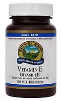 Витамин E (Vitamin E) NSP - Натуральный витамин Е в капсулах - омоложение организма.