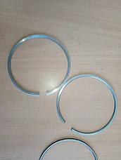 Кольца поршневые комплект (2.5-2-2.5) (на 4 цилиндра) 2.8TD STD (792091-00-4) IVECO, фото 3
