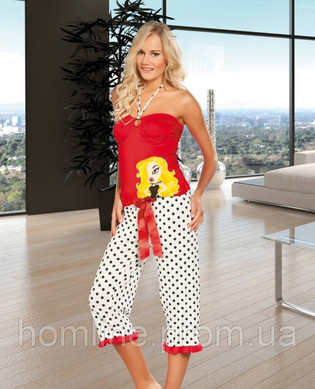 Домашняя одежда Lady Lingerie комплект 3818 STD