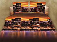 Двуспальное постельное белье София 3D Даллас