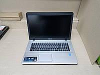 17'' Б\у ноутбук Asus R752L Core I5 5200U\8gb\1tb