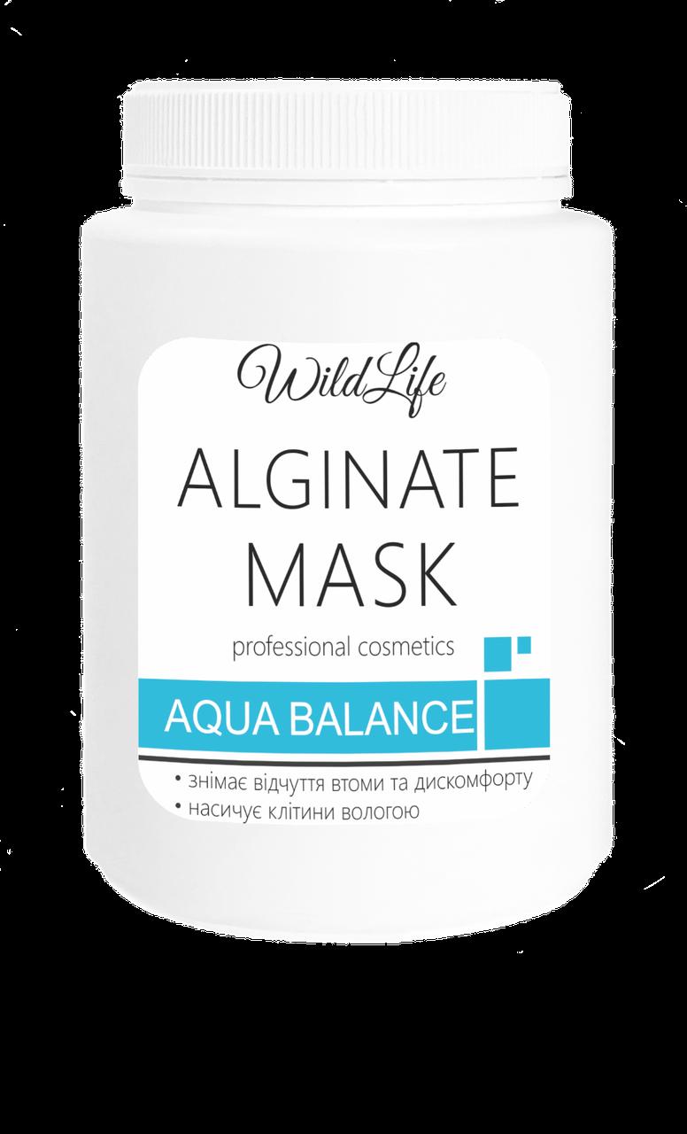 Альгинатная маска ультра увлажняющая AQUA BALANCE TM WildLife , 180 г