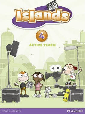 Islands 4 Active Teach, фото 2