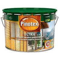 Пропитка для дерева с лаком PINOTEX ULTRA (Пинотекс Ультра) Ореховое дерево 10л