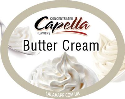Ароматизатор Capella Butter Cream (Сливочный крем)