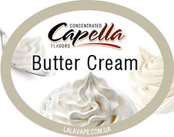 Ароматизатор Capella Butter Cream (Вершковий крем)