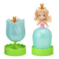 """Кукла серии """"Цветочные принцессы"""" S1 - Миcс Ирис (с ароматом яблока) 113461-4"""