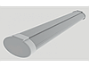 Светодиодный светильник из поликарбоната ELLIPSE PL LE3/1500-52-C-240S-P