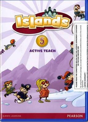Islands 5 Active Teach, фото 2