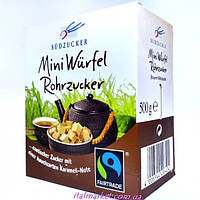 Сахар тростниковый, рафинад Mini Wurfel Rohrzucker 500г