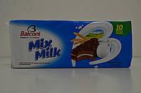 Бисквит Balconi Mix Milk 350 г (10 шт)