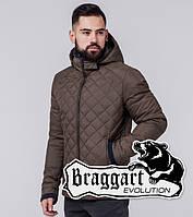 Braggart Evolution 1652   Мужская ветровка коричневая