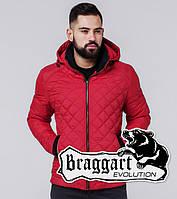 Braggart Evolution 1652   Мужская ветровка красная