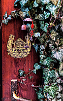 Подкова сувенир Щастя в дім, подарочная на удачу