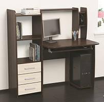 Комп'ютерний стіл Ліра (1250х600х1250)