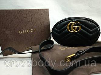Gucci кожа женкая сумка клатч в стиле