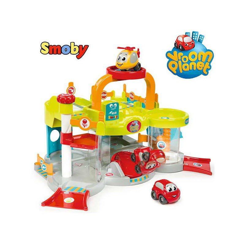 Гараж-паркинг Smoby 120402