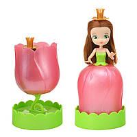 """Кукла серии """"Цветочные принцессы"""" S1 - Миcс Рози (с ароматом банана) 113461-3"""